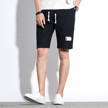 Casual Men Cotton Quality Fashion Sport Jogging Loose Slim Leisure Shorts Fitness Running Workout Newest Summer