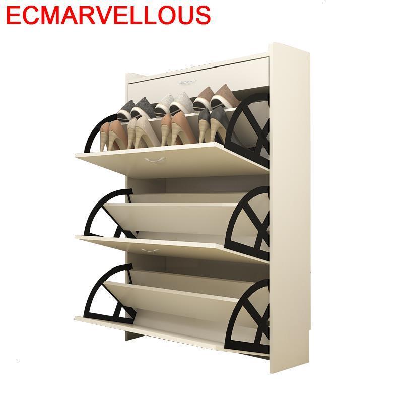 Mobilya Placard De Rangement Armoire Minimalist Schoenenrek Closet Range Chaussure Scarpiera Cabinet Mueble Furniture Shoes Rack