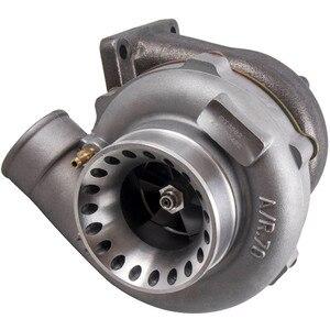 Image 4 - Турбокомпрессор GT3582 GT35, турбокомпрессор с защитой от перенапряжения, турбокомпрессор 70 A/R .63 A/R Water + Oil Cool, универсальный Турбокомпрессор, внешний Турбокомпрессор, 600 л. С.