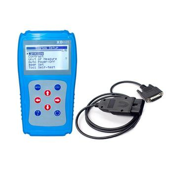 цена на Diagnostic Scanner XD601 OBDII EOBD Auto Code Reader Data Tester Diagnostic Scan Tool Multi-Language For Cars Trucks