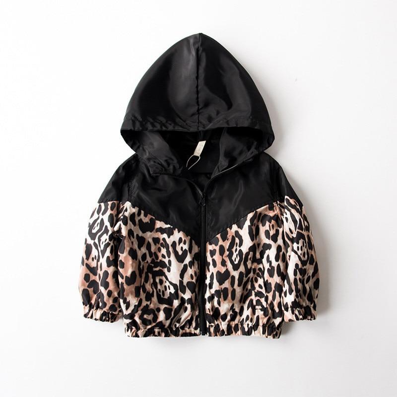 Toddler Baby Girls Warm Jacket PU Leather Long Sleeve Zipper Outerwear Coat US