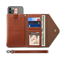 YXAYN Universal luxury leather multifunctional phone case For iphone case fashion wallet design case For samsun