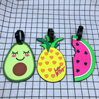 Cartoon Fruit Avocad...