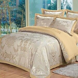 Шелковое место модные жаккардовые одеяла, постельные принадлежности, качественные пододеяльники, дизайнерский комплект белья, атласные ро...
