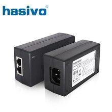 Singolo PoE 60 Watt Adattatore Gigabit PoE Ethernet interruttore di Alimentazione Per La Macchina Fotografica del IP di PoE Telefono Senza Fili AP PoE Power Supply