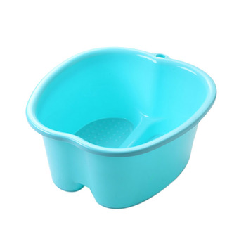 Foot Soak Bath Tub Spa Basin Big Footbath Bucket , Pedicure, Detox, Massage ionic detox foot bath spa tub basin