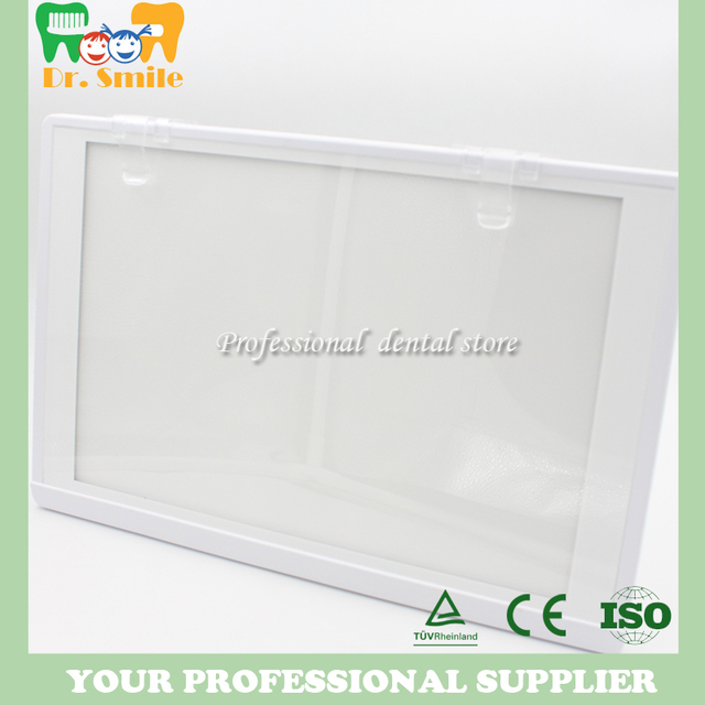 Dental Equipment Tools X Ray Film Illuminator Light Box Xray Viewer Light Panel Screen Dentist Oral hygiene panorama viewbox