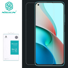 For Redmi Note 9T Tempered Glass Nillkin H Anti Explosion Glass Screen Protector For Xiaomi Redmi 9T Front Protective Film