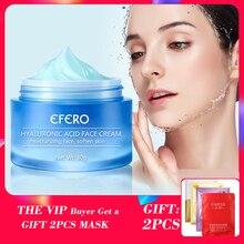 EFERO Hyaluronic Acid Face Day Cream Deep Moisturizing Whitening Filling Water Anti Wrinkle Lift Firming Essence Skin Care