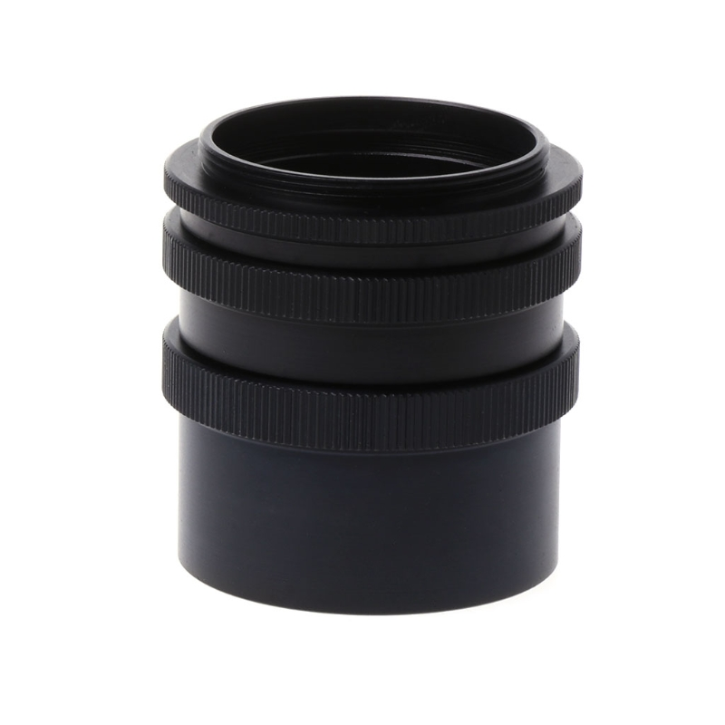 Drop Ship <font><b>M42</b></font> Macro Extension <font><b>Tube</b></font> Ring Camera Lens Adapter Metal 42mm Screw Mount Set New image