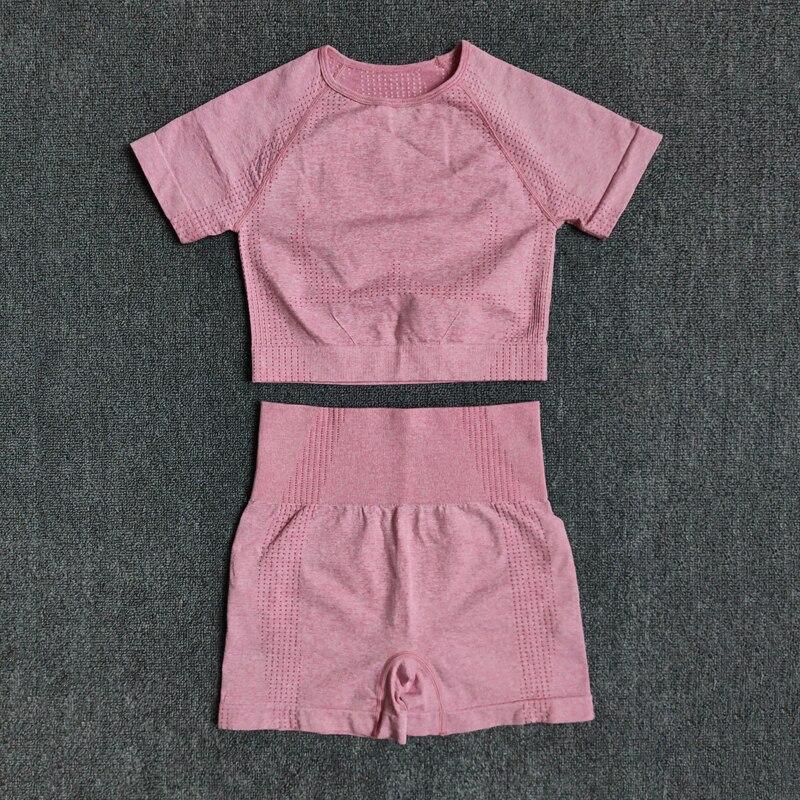 ShirtsShortsPink