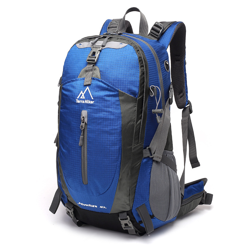 New Style Shoulder Large Capacity Outdoor Backpack Multi-functional Outdoor Waterproof Travel Bag Men And Women Mountain Climbin