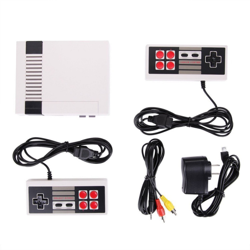Built-In 620 Games Mini TV Game Console 8 Bit Retro Classic Handheld Gaming Player AV Output Video Game Console Toys Gifts image