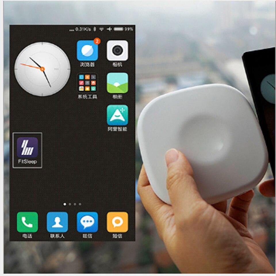 Bluetooth Sleep Instrument for Insomnia Help Sleep Artifact Second Sleep Fast Sleep Intelligent Sleep Monitor for Old People