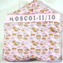Blanket Gift-Box Quilt Clothing Creeper 5-Piece Newborn Baby Cartoon-Pattern Winter Fashion