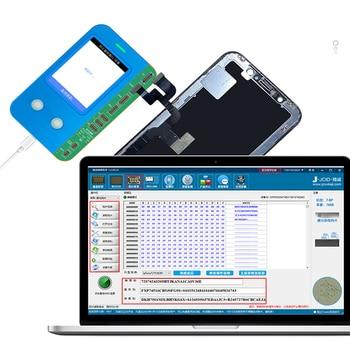 JCID V1 programador para iPhone 7-11Pro Max Photosentive/Touch/Color Original/6-11Pro Max Band/logic Chip/Herramienta de reparación de vibración