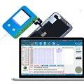 Programador jcid v1 para iphone 7-11pro max photosenttive/toque/cor original/6-11pro banda máxima/chip lógico/ferramenta de reparo de vibração