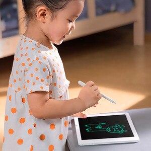 Image 5 - Оригинальный ЖК планшет Xiaomi Mijia для письма с ручкой, цифровой электронный планшет для рисования и рукописного ввода, графическая доска для сообщений