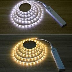 Battery box human body induction waterproof light with smart LED light bar wardrobe cabinet Dual purpose light set
