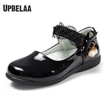Girls Leather Shoes For Kids Princess Shoes Dress S