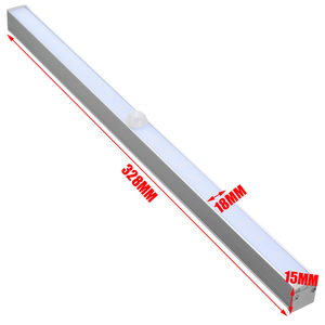 Image 5 - Mayitr 20 LED اللاسلكية خزانة ضوء الليل مستشعر حركة بالأشعة تحت الحمراء ليلة ضوء الطوارئ خزانة خزانة ليلة ضوء المصباح