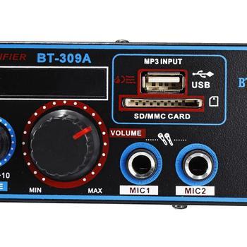 Digital Power Audio  Home Car Audio Amp  4