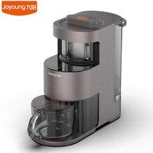 Joyoung y1 liquidificador de alimentos casa inteligente não tripulado misturador de alimentos fabricante de leite de soja multifuncional misturador de carne à terra automatitc limpeza