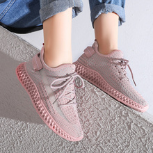 Women Casual Summer Autumn Sneakers Sport Shoes Ladies Walking Vulcanized 2019 Fashion