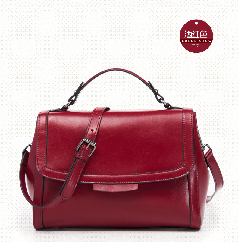 2021 nova bolsa de couro bolsa feminina