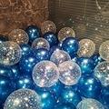 20 штук 12 дюймов латексный воздушный шарик в форме звезды набор «С Днем Рождения» декорации Свадебная вечеринка Baby Shower его мальчик девочки; д...