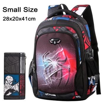 2020 New Children School Bags for Teenagers Boys Girls Big Capacity School Backpack Waterproof Kids Book Bag Travel Backpacks - Color B