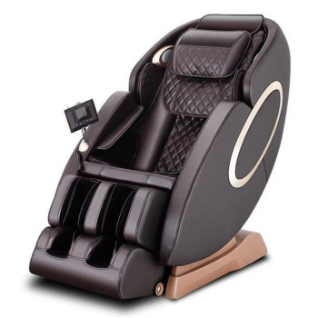 Electric space cabin home massage chair full body multi-function luxury intelligent full automatic sofa chair full automatic household luxury massage chair cervical vertebra lumbar body wrapped massage head massager