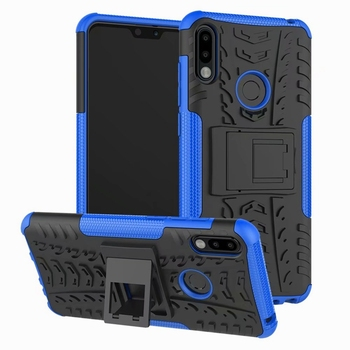 Kickstand Bumper Case For Asus Zenfone 2 Laser ZE500KL ZE550KL Zenfone Laser ZE601KL Zenfone Max ZC550kL Silicone Armor Cover image