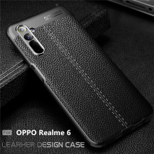 For Oppo Realme 6 Case For Realme 6 Capas Shockproof Bumper Luxury Leather For Fundas Realme 6 5 Pro X2 Reno 3 Pro Find X2 Cover fms x2 new page 6