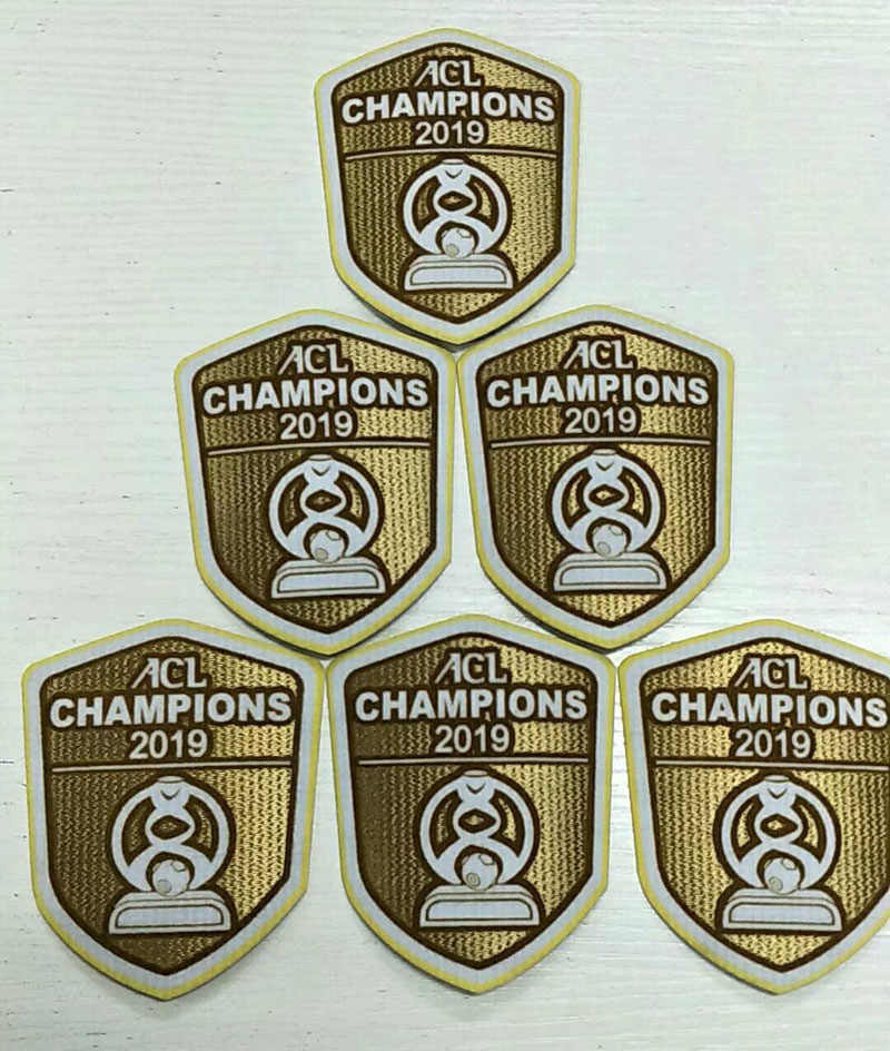 2019 AFC kampioen patch 2019 AFC champions league Al-Hilal Saudi FC patch Badge