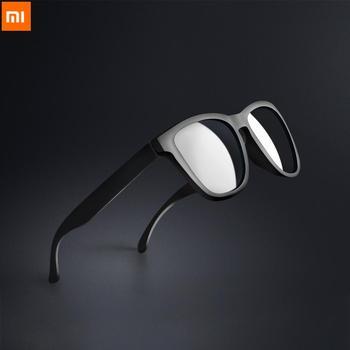 Gafas de sol cuadradas clásicas Xiaomi Mijia TAC para hombre y mujer, gafas de sol polarizadas de diseño de la pieza, gafas de sol deportivas para conducir