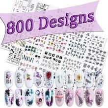 Etiqueta do prego de 800 projetos