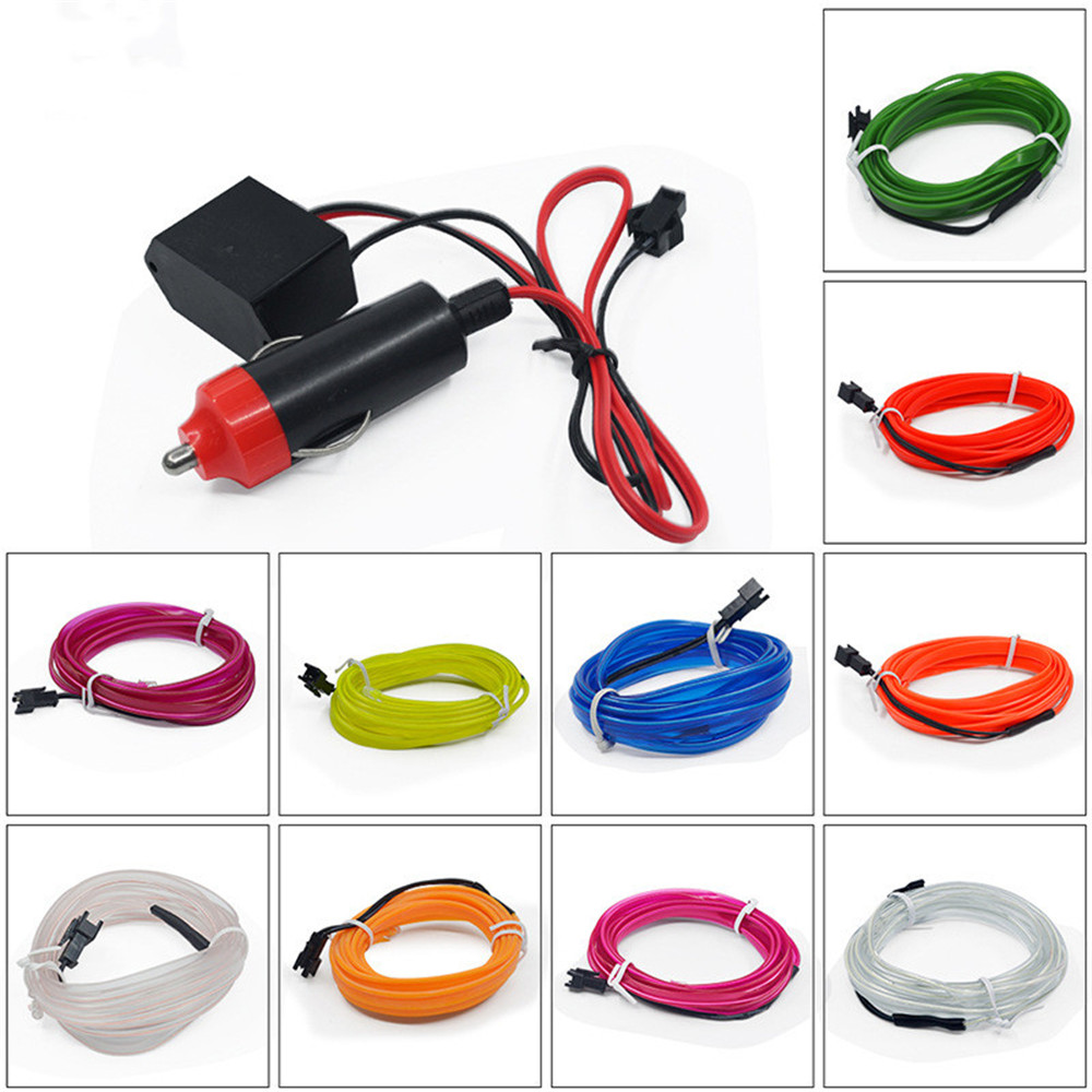 Wire and Car 12V
