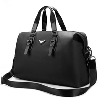 Men's Leisure Travel Bag Large Capacity Outdoor Sports Duffel Bag Fashion Multi function Shoulder Messenger Handbag 2019