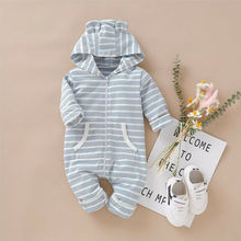 Newborn Baby Girl Romper Winter Baby Boy Jumpsuit Clothes 100% Cotton Underwear Rompers Clothing Baby Rompers Warm Costume