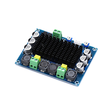 KYYSLB TDA7498 100W*2 Chassis Built in Digital Amplifier Board DC12~32V High power High definition Amplifier Board Two channel