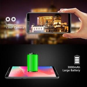 Image 3 - グローバルバージョン HOMTOM C1 16 グラム ROM 5.5 インチ携帯電話 13MP カメラ指紋 18:9 ディスプレイの Android 8.1 MT6580A 解除スマートフォン