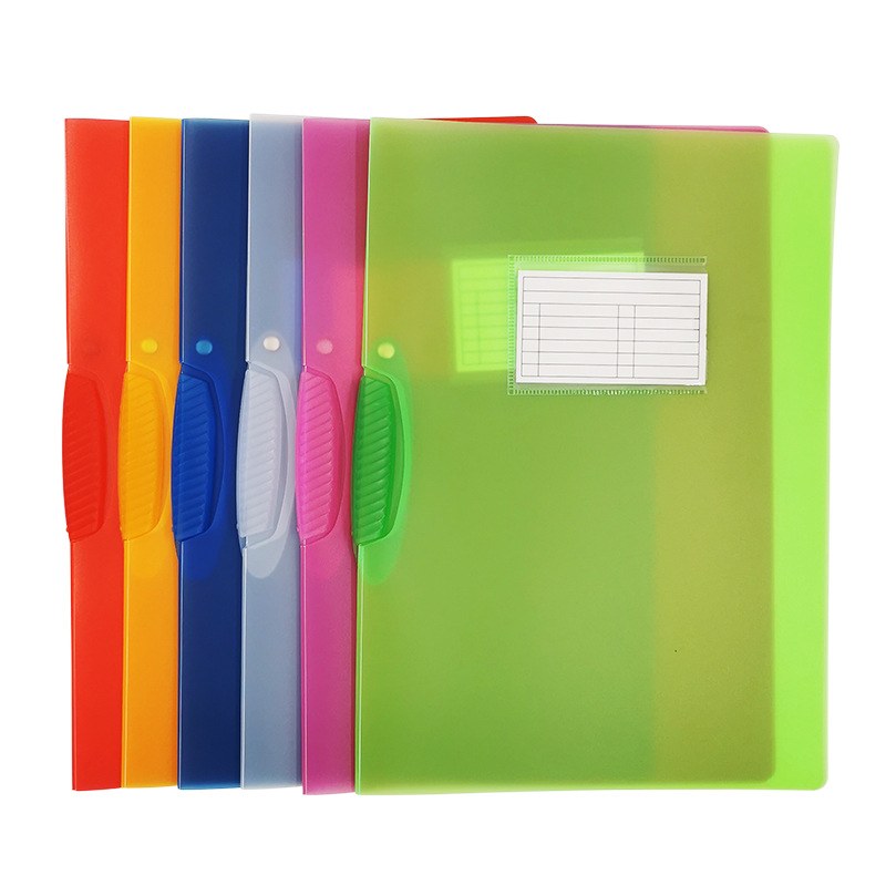 12pc Spin Report Clip Grip File Multi-functional Conference Office Supplies Binder Accordion Paper Organizer A4 Document Folder