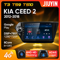 JIUYIN Тип C правый драйвер автомобиля радио Мультимедиа Видео плеер навигация GPS для Kia CEED 2 2012-2018 Android No 2din 2 Din