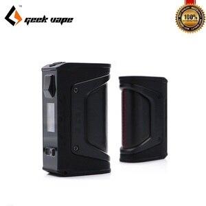 Image 2 - Original GeekVape Aegis Legend 200W TC Box Mod with New AS Chipset Power By Dual 18650 Batteries for Zeus Rta Blitzen VS Drag 2