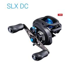 חדש 2019 Shimano SLX DC 150 150HG 150XG 151 151HG 151XG Baitcasting דיג סליל דגי גלגל