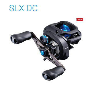 Image 1 - NEW 2019 Shimano SLX DC 150 150HG 150XG 151 151HG 151XG Baitcasting Fishing Reel Fish Wheel