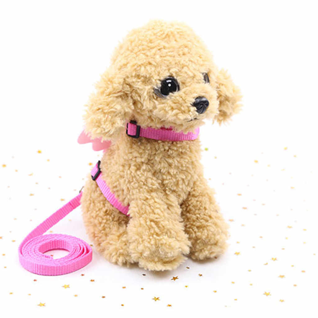 الحيوانات الأليفة القط الكلب جرو القط الملاك أجنحة سترة الصدر الأشرطة حزام قابل للتعديل