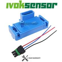 Promozione NUOVO Per GM STILE 3BAR 3 BARRA Sensore MAP Per Elettromotrice Motec Megasquirt Con Spina 12223861 16040749