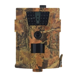Ht-001B Trail Camera 12Mp 1080P 30Fps Infrared Leds 850Nm Hunting Camera Ip54 Waterproof Night-Vision 120 Degree Angle Wild Came
